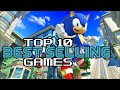 Top 10 Best Selling Sonic the Hedgehog Games