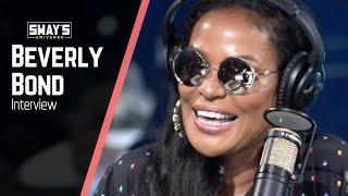 Beverly Bond Speaks on The Origin Of Black Girls Rock!   SWAY'S UNIVERSE