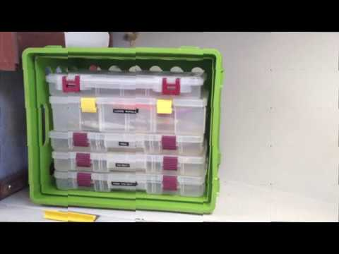 Downsail DIY tackle box CHEAP