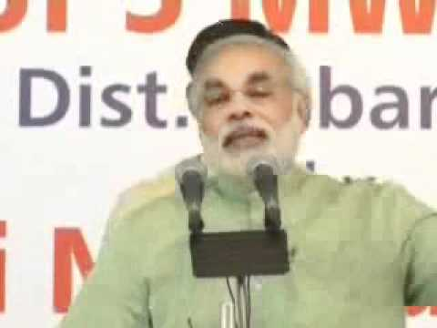 Narendra Modi unveils 10MW solar power plant of Azure Power