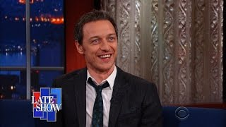 James McAvoy Is Scottish In His Personal Life