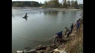 Вылов рыбы. Как ловят рыбу.... [Петр Сидорчук]