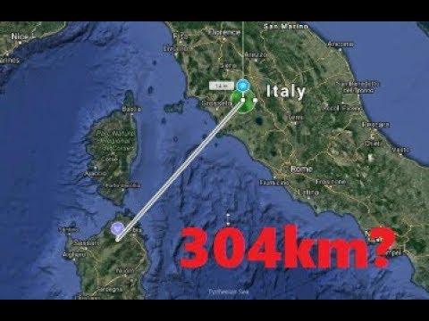 Flat Earth - World Record Wifi Link Deception