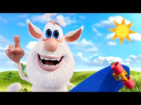 Буба 🌞 Летние приключения 🌳⛱️ Подборка - Весёлые мультики для детей - Буба МультТВ