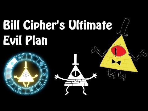 Wallpaper Bill Gravity Falls Bill Cipher S Ultimate Plan Gravity Falls Theory Youtube