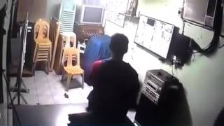 A Barangay Tanod Witnessed A Real Ghost Inside The Barangay Hall! This Is Truly Horrifying!   Hostel