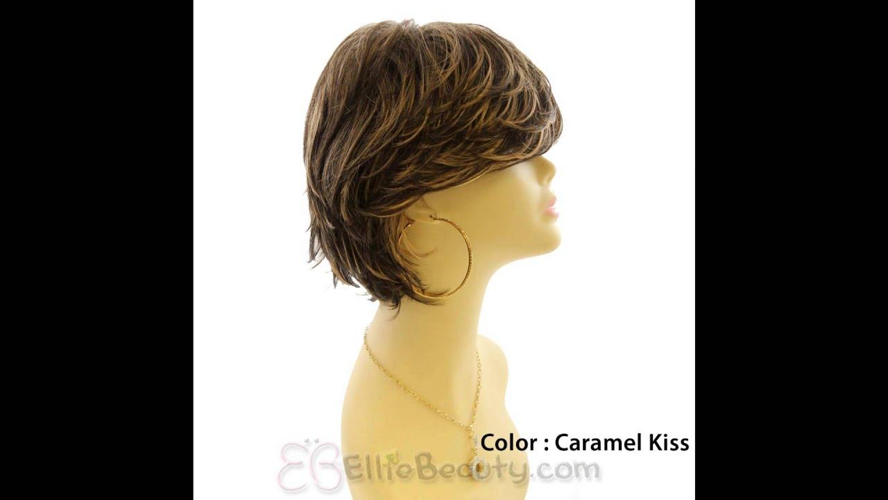 Bobbi Boss Escara Wig B180 Delia Caramel Kiss
