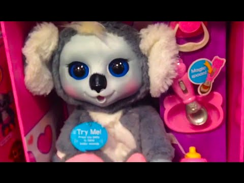 Animal Babies Nursery Quot Baby Koala Quot Talking Baby Panda