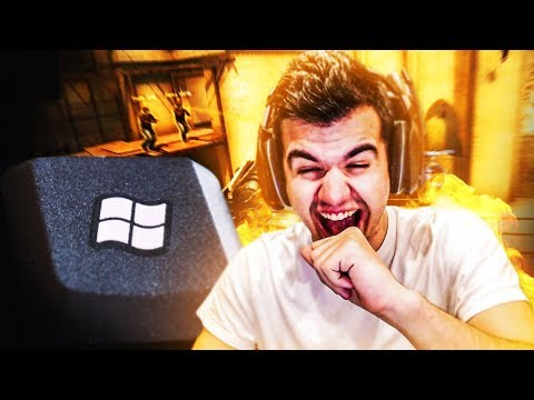 """LA TECLA DE WINDOWS!' 