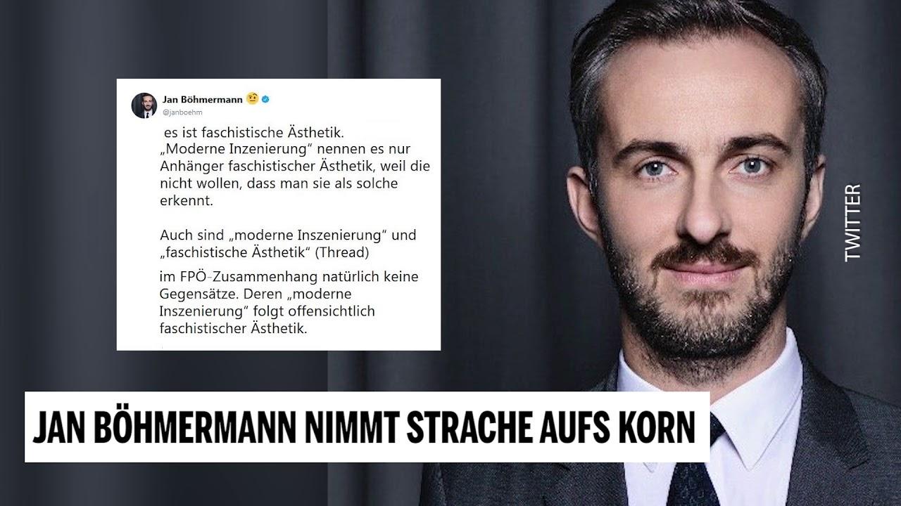 strache video böhmermann