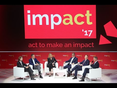 impact'17 Moderated Discussion: Digital Transformation Challanges: What's Next?