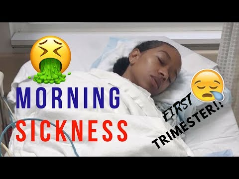 MORNING SICKNESS | FIRST TRIMESTER | SYMPTOMS & TIPS!