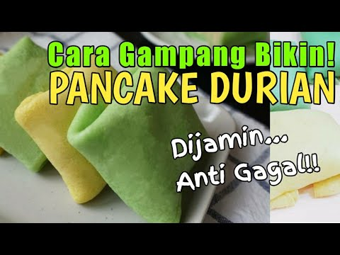 pancake-durian-buatan-sendiri---cara-mudah-membuat-pancake-durian-homemade---anti-gagal
