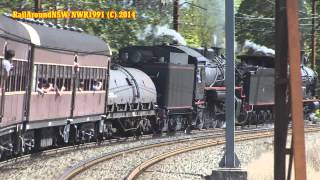 Rail Around New South Wales November 2014 - PART 1