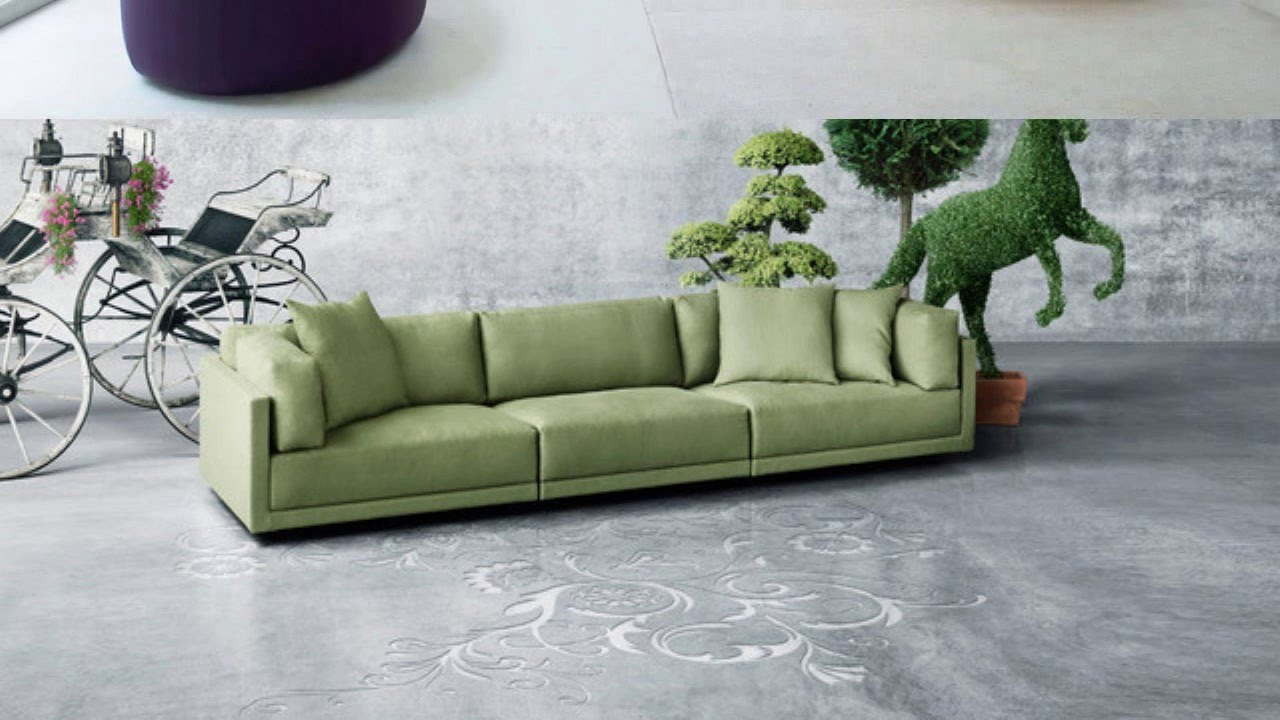 Modern Sofa Designs - YouTube