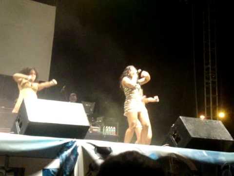 Ashanti Live in Guyana