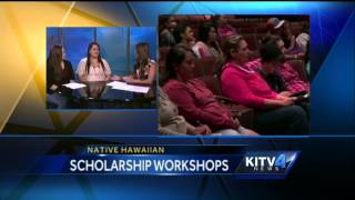 UH holds scholarship workshops for Native Hawaiians