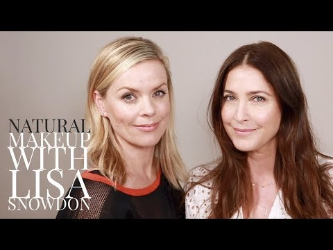 Natural Make up with Lisa Snowdon