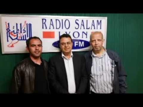 ZOUHAIER MAGHZAOUI en direct sur Radio Salam Lyon