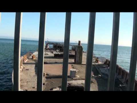 The Cement Ship in Aptos CA