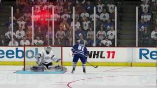 NHL 11: Shootout Commentary ep. 6