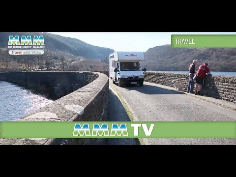 MMM TV - motorhome tour in mid-Wales