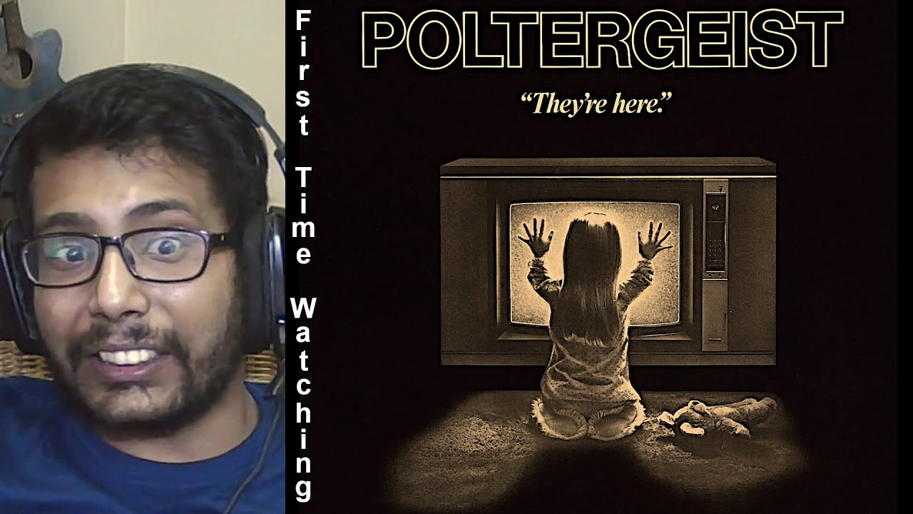 Download Poltergeist (1982) Movie Reaction & Review! FIRST TIME WATCHING!!