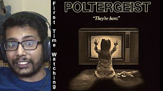 Poltergeist (1982) Movie Reaction & Review! FIRST TIME WATCHING!!