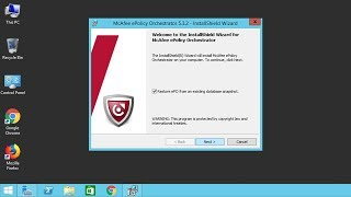 McAfee ePO Disaster Recovery: How to Backup and Restore