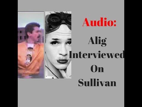 Michael Alig, Robert Coddington Interview on Nelson Sullivan
