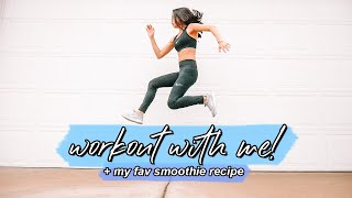 workout with me! full body workout  Madelyn Nguyen