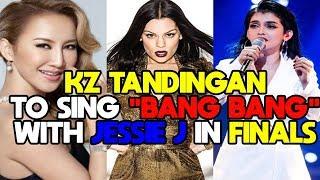 KZ GUEST SINGER NI JESSIE J PARA SA GRAND FINALS NG SINGER 2018