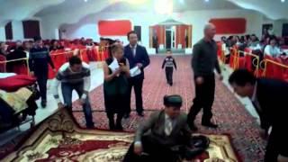 Свадьба в Атасу Жылгелды Жанна на ковере-самолете Талгат куда