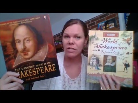 Usborne - Shakespeare Reference Books