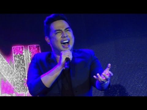 JED MADELA - Go The Distance/I Believe (Live in Angeles Pampanga!)