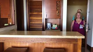 Tour of Room #1027 Royal Lahaina Kaanapali Beach Resort Ocean View Double