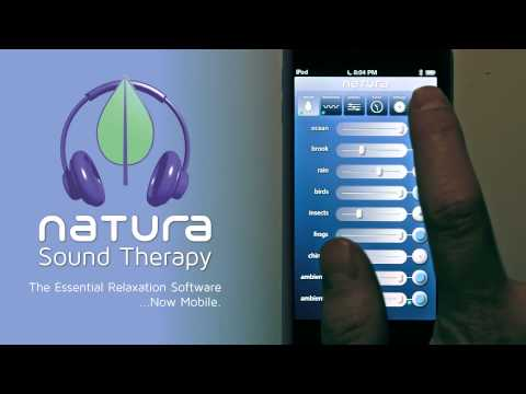 Natura Sound Therapy For Pc - Download For Windows 7,10 and Mac