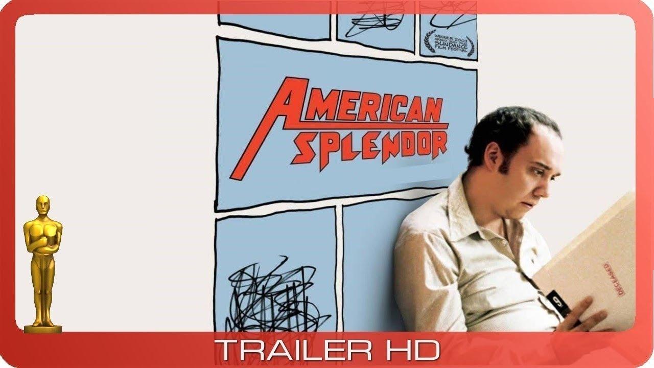 American Splendor ≣ 2003 ≣ Trailer