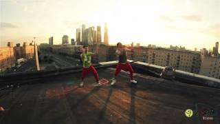 Зумба фитнес - видео уроки - Москва для начинающих ZUMBA fitness dance(В необычную, удивительную и прекрасную страну танцев и фитнеса - Gusyaka Club! Самые обаятельные и зажигательные..., 2014-07-12T19:26:14.000Z)