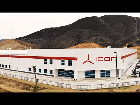 This is where the ICON A5 Begins | ICON Tijuana