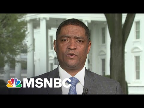 Cedric Richmond: White House Wants GOP Support For Infrastructure | MTP Daily | MSNBC