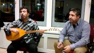 Mustafa Hazinses ve dayimiz Yasar'in Hollanda'ya veda 2011 (bölüm 3)