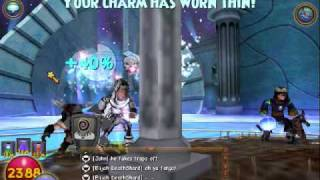 Wizard 101 - Moon God Fight!
