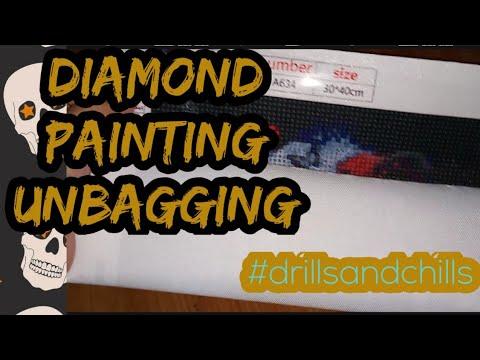 #drillsandchills-diamond-painting-community-event---unbagging-of-my-participation-kit---diy-crafts