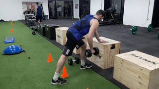 Básquetbol: secuencias de ejercitaciones en gimnasio (II)