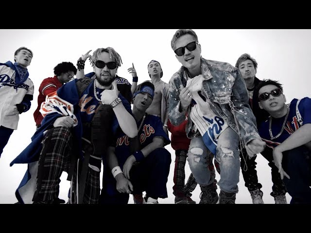 RED DIAMOND DOGS feat. DOBERMAN INFINITY, JAY'ED, MABU / RED SOUL BLUE DRAGON (Music Video)