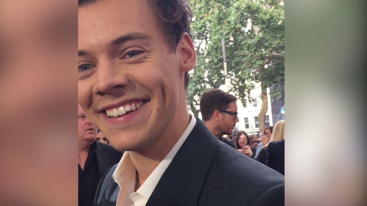 Harry Styles takes a swipe at his fame at the world ...
