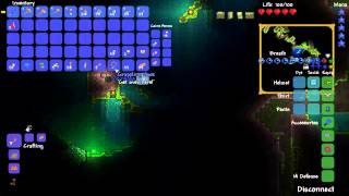 [Episode 5] Jungle Mining... 100 Hearts Challenge w/ Justin and Zach! (Terraria Let's Play)