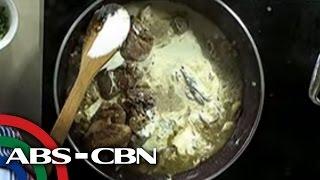 UKG: Chef Tatung's Chicken in Mushroom Sauce Recipe