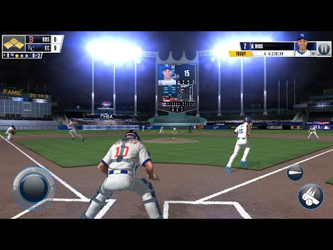 R.B.I. Baseball 2016 Android |  I Play Like A NOOB | Real Baseball | HD Gameplay | MLB